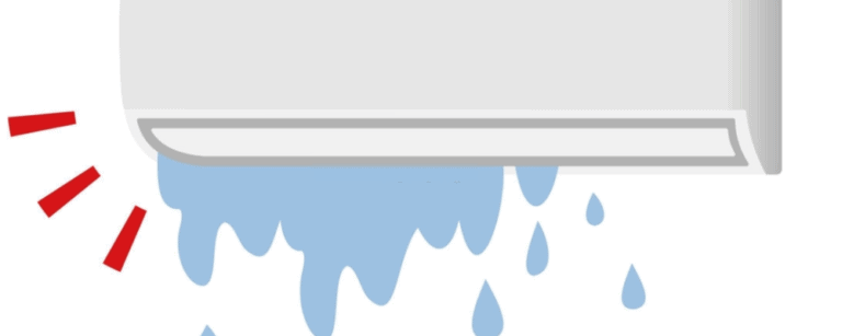 Most Common Reasons For Water Leaking From Aircon