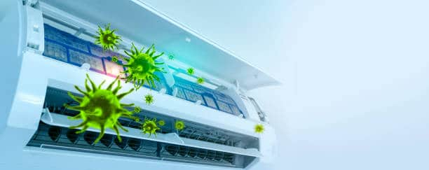 Aircon Chemical cleaning wash service